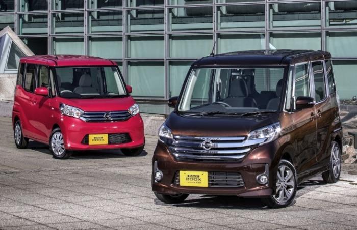 Кей-кары Nissan Dayz Roox и Nissan Dayz Roox Highway Star практически не известны за пределами Японии. | Фото: wroom.ru.