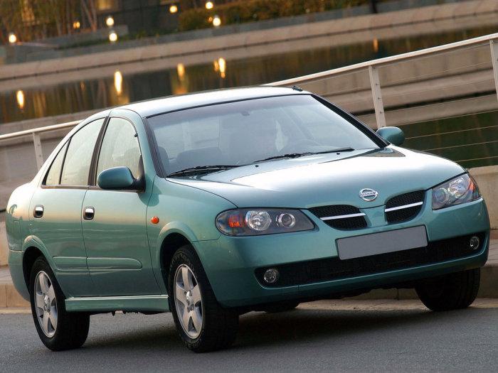 Рестайлинговый седан Nissan Almera второго поколения. | Фото: drom.ru.