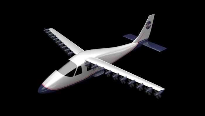 Электрический самолет с технологией LEAPTech будет готов уже скоро. | Фото: robbreport.com.