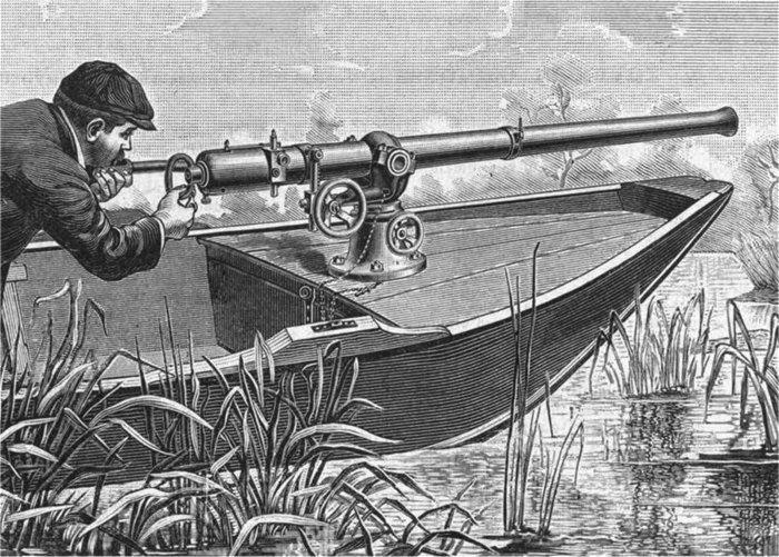 В ХХI веке «уточницы» вполне официально выпускались на оружейных заводах. | Фото: rarehistoricalphotos.com.