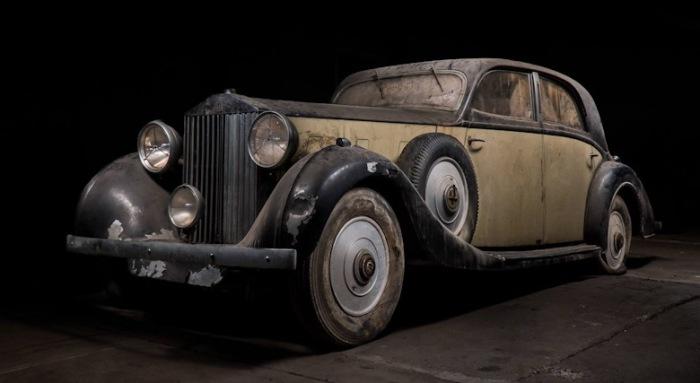 Rolls-Royce - один из самых дорогих автомобилей 1930-х годов. | Фото: lbilimited.com.