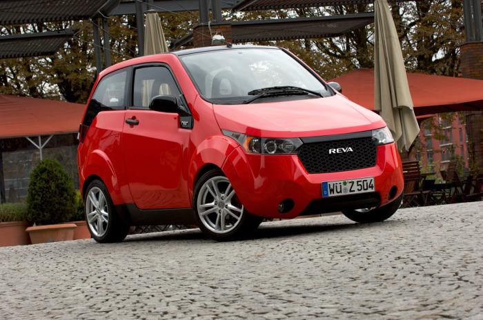 Новые индийские электромобили: Reva NXR и NXG.