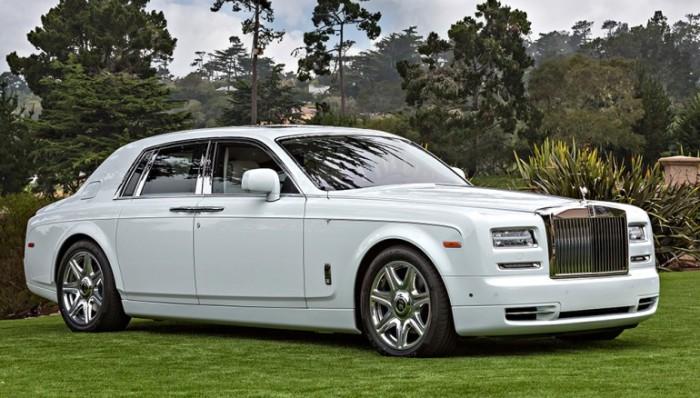 Представительский седан Rolls-Royce Phantom VII.