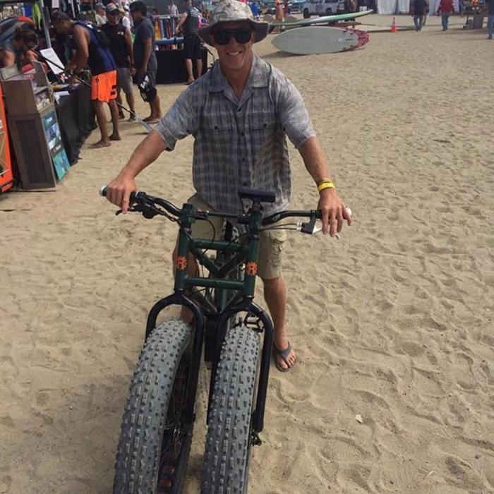 У трайка Rungu довольно широкая колея. | Фото: paddlexaminer.com.