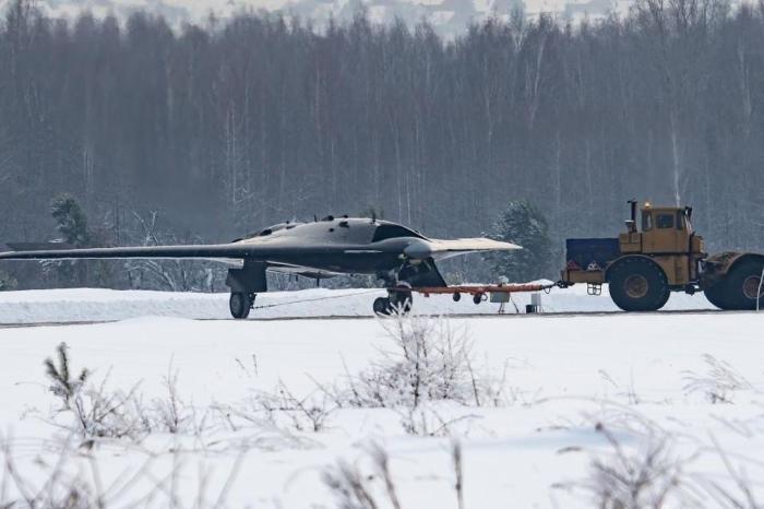 Машина выполнена по схеме «летающее крыло». | Фото: upload.wikimedia.org.