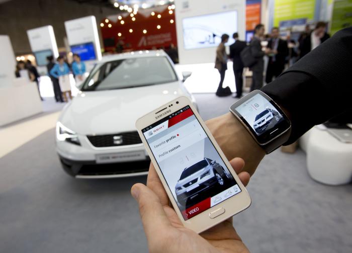 Новые функциональные возможности смартфона применительно к автомобилю.
