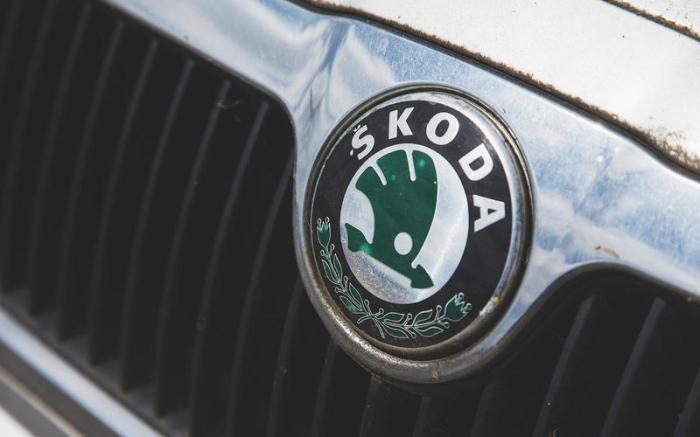Британец Марк Торок уже десять лет коллекционирует старые Skoda. | Фото: autocar.co.uk.