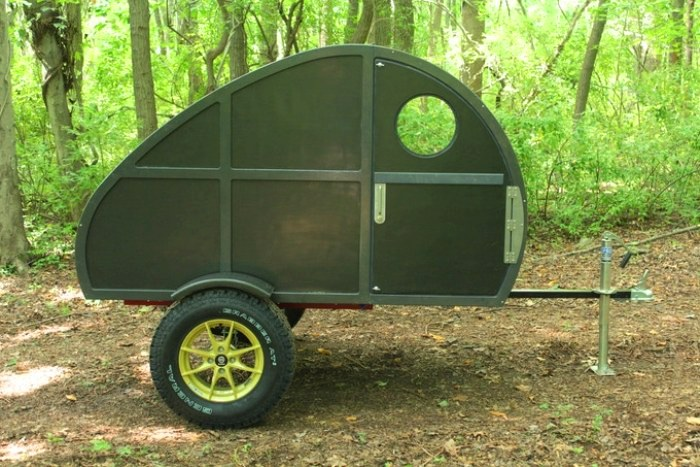 Модификация для активного отдыха на природе. | Фото: kickstarter.com.