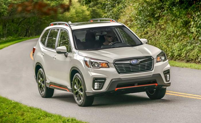 Subaru Forester – традиционно очень надежный японский автомобиль. | Фото: nydailynews.com.