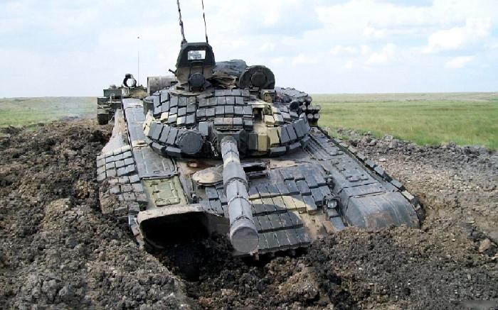 Грозная боевая машина разработана в Нижнем Тагиле. | Фото: atvtank.ru.