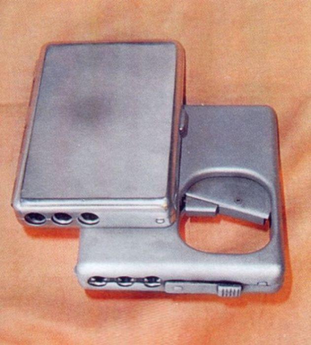Пистолет-портсигар ТКБ-506.