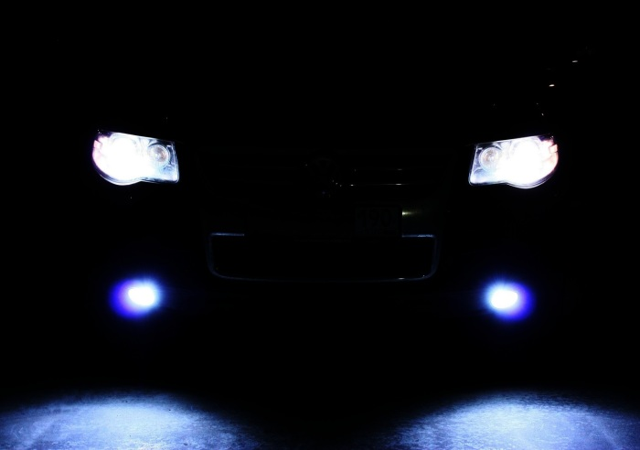 Фары светят очень ярко, несмотря на то, что машине уже почти 10 лет. | Фото: autopuls.info.