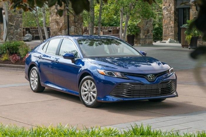 Компания Toyota завоевала славу очень надежного производителя. | Фото: toyota-camry.infocar.ua.