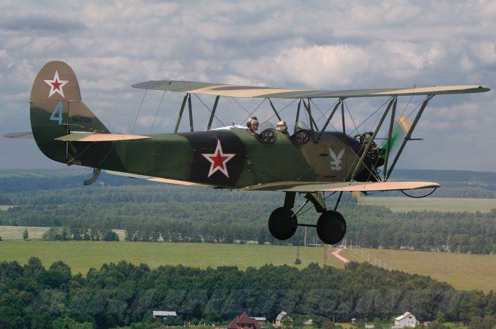 Несмотря на устаревшую конструкцию, У-2 немало летал и после окончания войны. | Фото: war-tundra.livejournal.com.