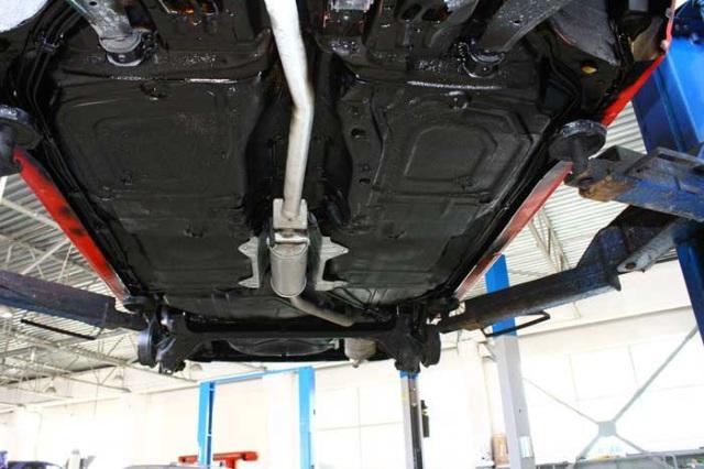 Антикоррозионная защита кузова может стать минусом. | Фото: avtomoto-best.ru.