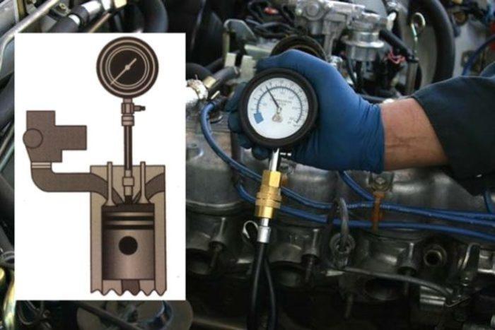 Замер компрессии – лучший способ быстро оценить техническое состояние поршневого двигателя внутреннего сгорания. | Фото: autodiagnos.com.ua.