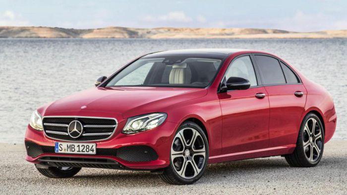 Mercedes-Benz W213 – одна из европейских новинок, которую можно будет купить уже в следующем году.