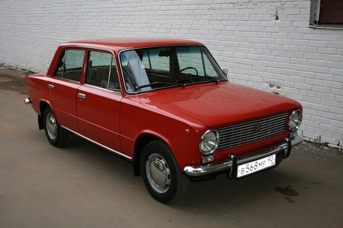 ВАЗ-2101 – автомобиль, который угоняется «на раз».