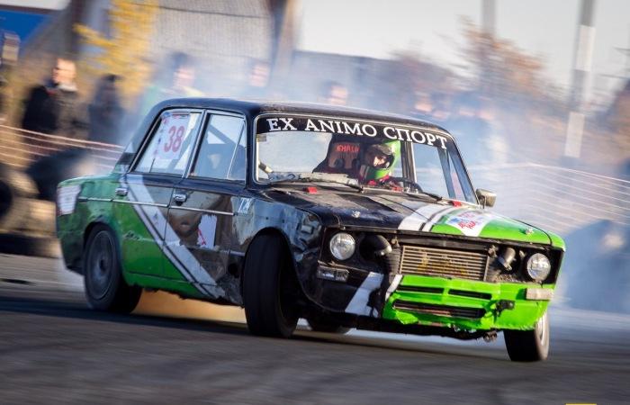 ВАЗ-2106 российского дрифтера Дениса Домнина. | Фото: drive2.ru.