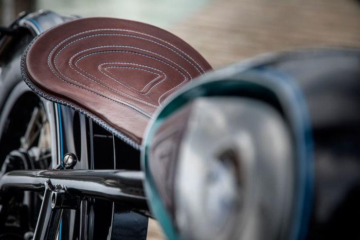 Компактное сиденье характерно для мотоциклов-бобберов.   Фото: beautifullife.info.