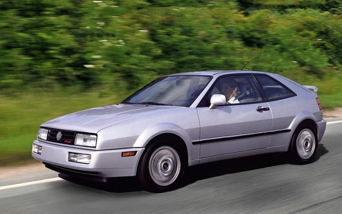 2,9-литровая версия Volkswagen Corrado VR6.