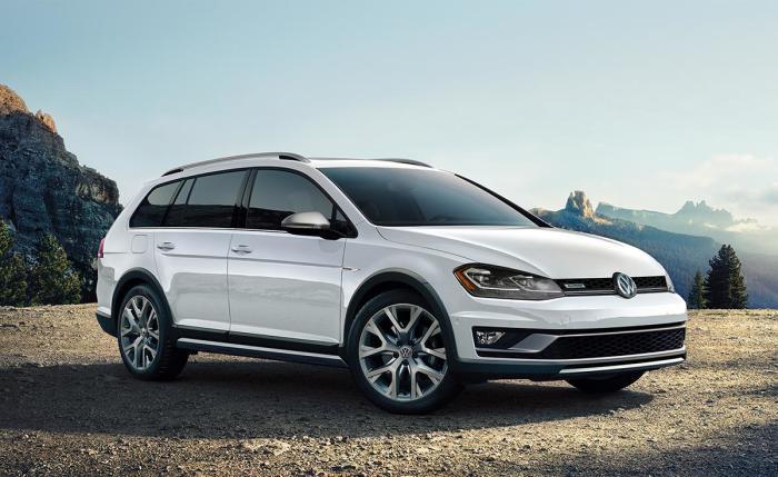 Volkswagen Golf Alltrack - это стильная альтернатива компактным кроссоверам. | Фото: nydailynews.com.