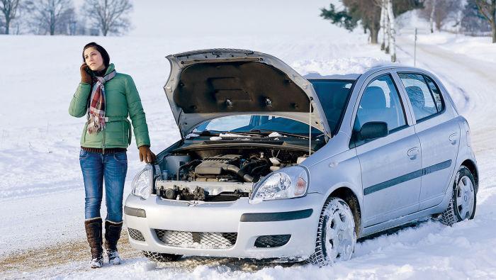 Любые автомобили, даже самые современные, зимой работают с большими нагрузками. | Фото: informburo.kz.