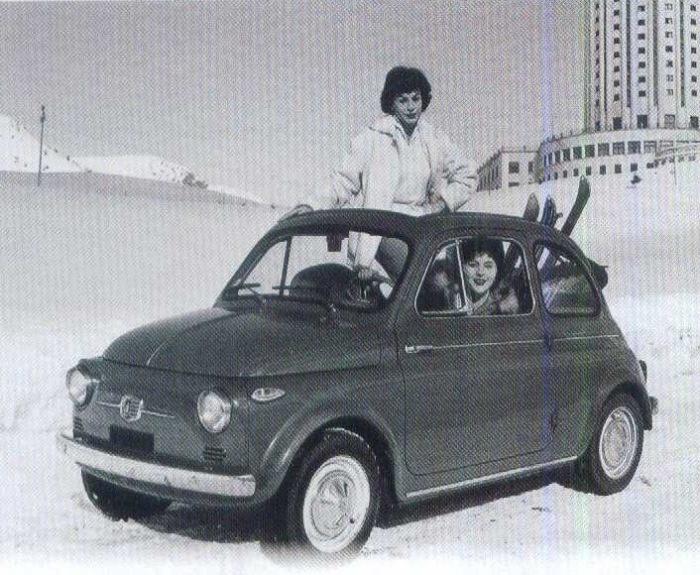 Югославская версия Fiat 600 Застава 750 выпускалась с 1955 по 1985 год.   Фото: drive2.ru.
