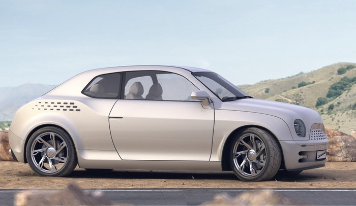 «Запорожец» - ничем не хуже нового FIAT 500. | Фото: 2drive.ru.