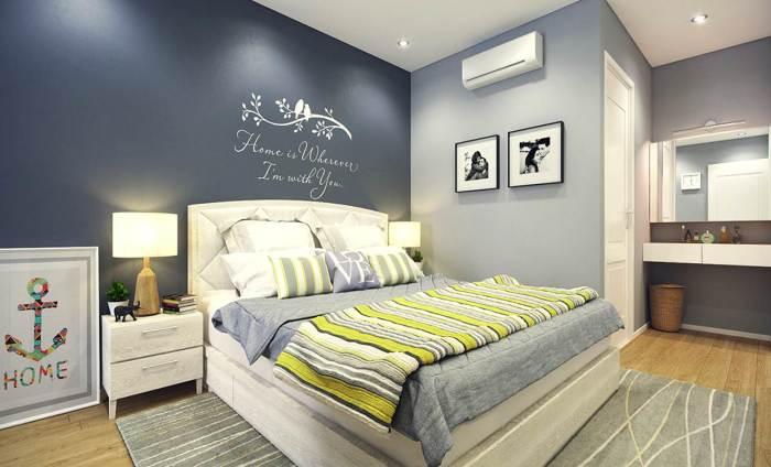 15 профессиональных интерьеров маленькой спальни делающих её самой