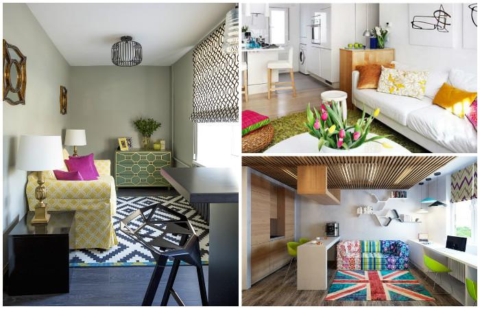 Идеи дизайна малогабаритного жилья.