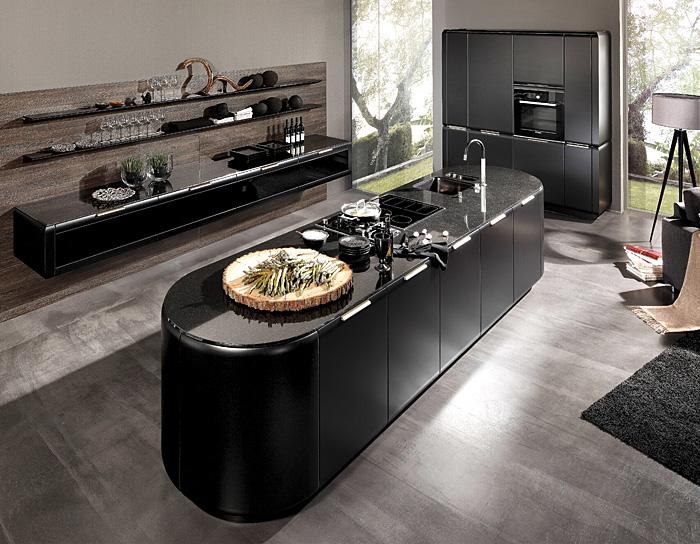 Дизайн кухни от Rational.