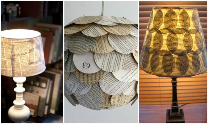 370162330 Как сделать светильник своими руками: 15 идей и фото