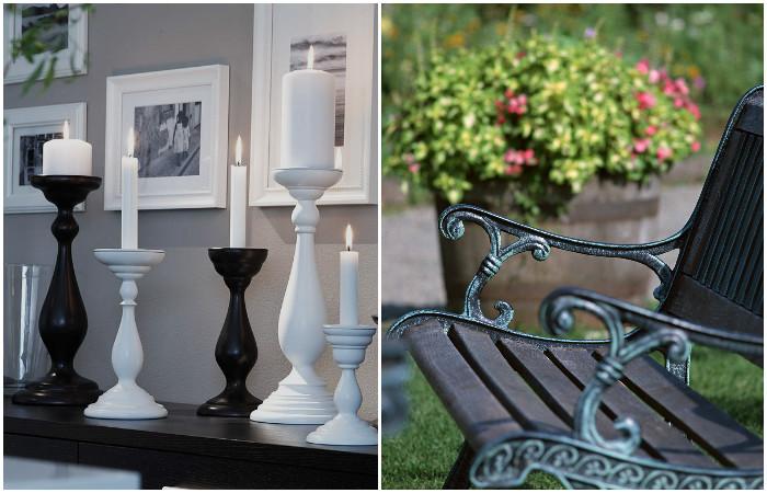 Сделать свой дом или квартиру романтическими - легко!