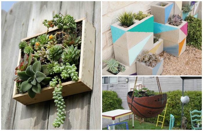 Идеи для вертикального озеленения.