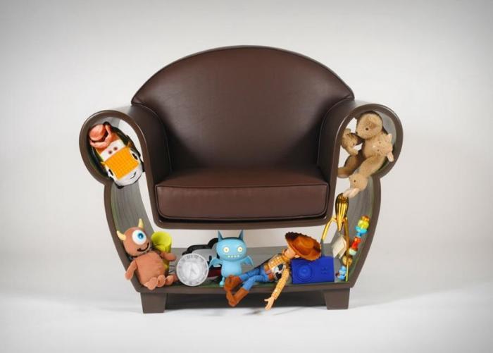 Кресло для любителей чтения.