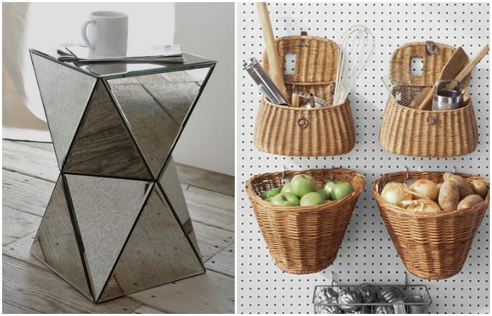 Маленькая кухня может стать пространством для творчества.