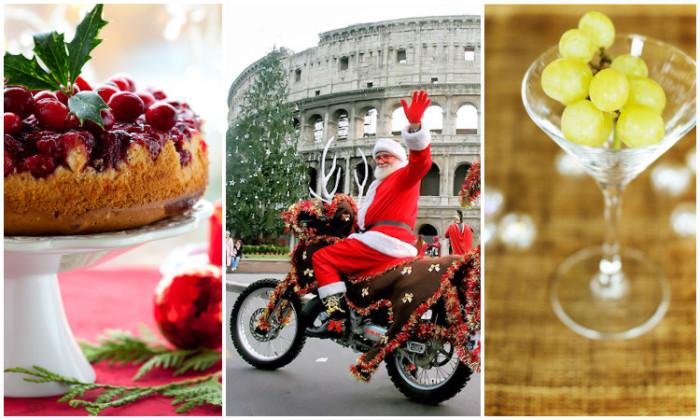 Необычные новогодние традиции, которые стоит перенять.