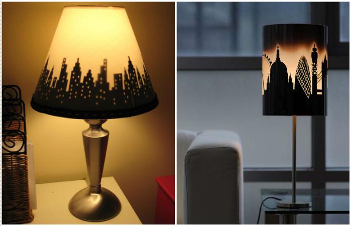 370166614 Как сделать светильник своими руками: 15 идей и фото