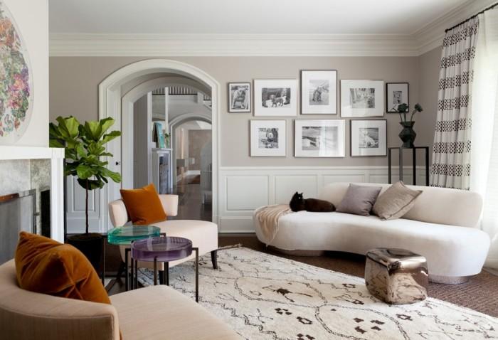 Удобная мебель - неотъемлемая часть современного интерьера.