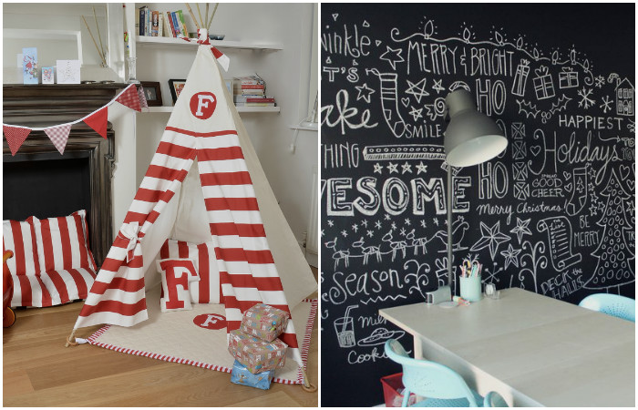 Детская - место, где сбываются мечты ребенка.