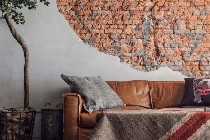 Чем заменить обои на стенах в квартире