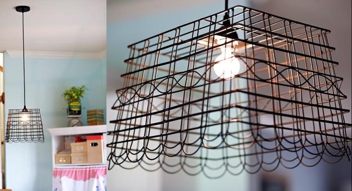 Lamp-from-Ashley Как сделать светильник своими руками: 15 идей и фото