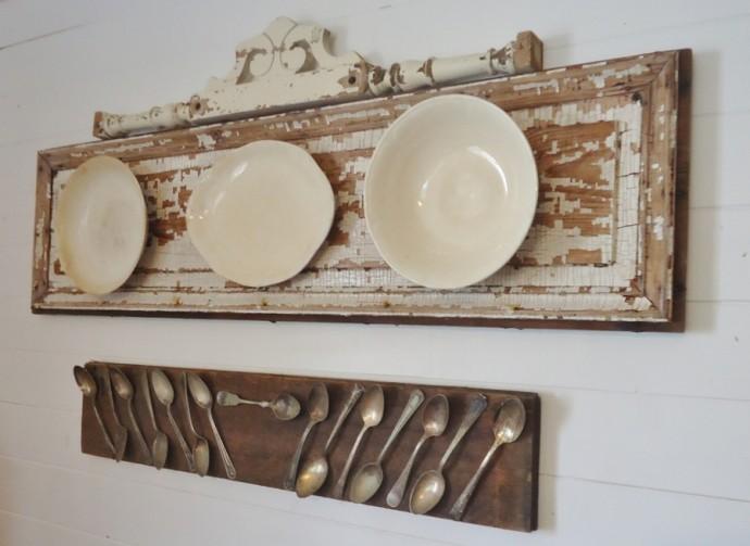 Декоративное панно для кухни.