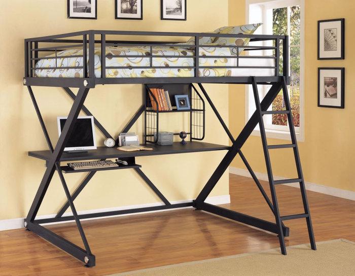 Многофункциональная мебель для детской.