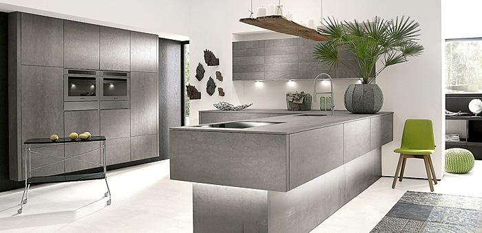 Кухня ALNOCERO Concrett.