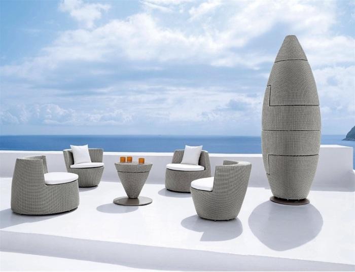 Эксклюзивная мебель для дома или сада.