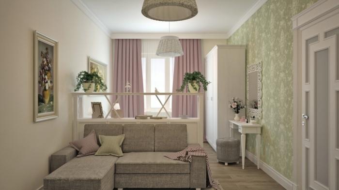 Спальнягостиная 116 фото дизайн совмещенной гостиной и