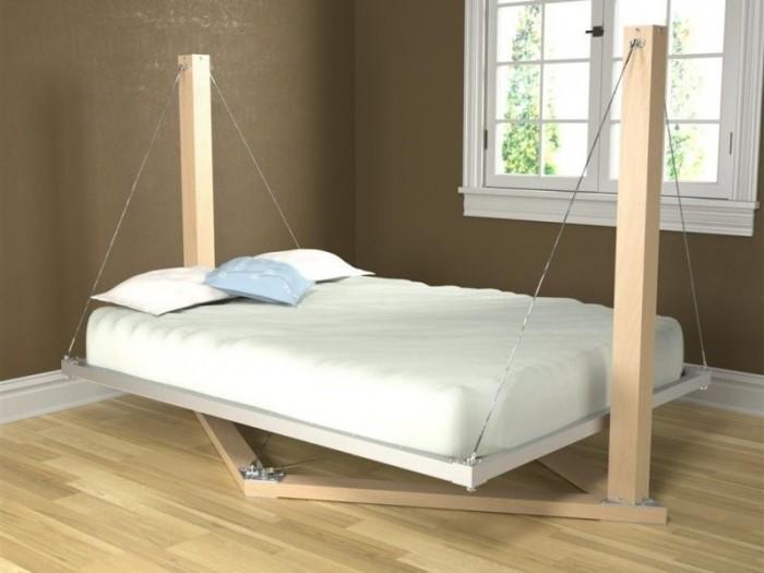 Кровать-люлька.