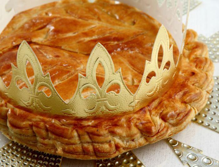Испанский королевский пирог.